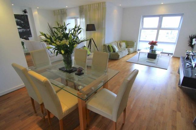 Thumbnail Flat to rent in Park View, Greyfriars Road, Cardiff
