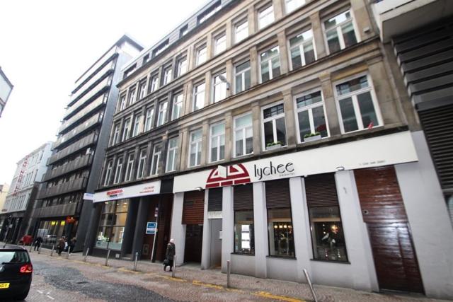 Thumbnail Flat to rent in Mitchell Street, Glasgow, 3Ln