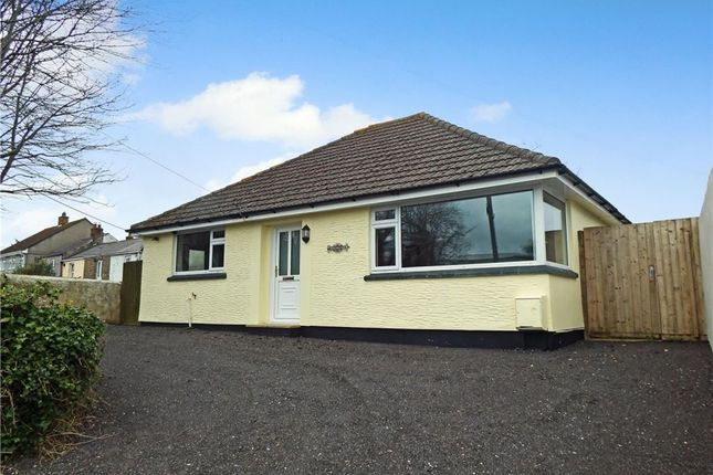 Thumbnail Bungalow to rent in Chapel Terrace, Illogan