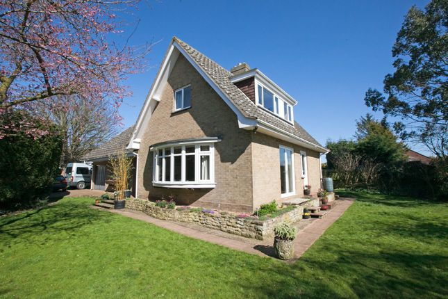 Thumbnail Detached house for sale in Arden House, Keeling Street, North Somercotes