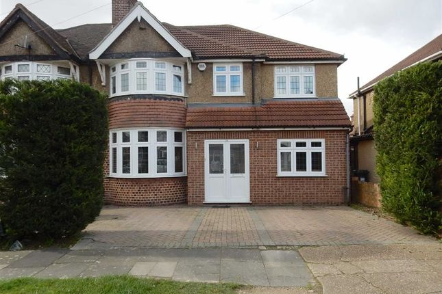 Thumbnail Semi-detached house for sale in Blossom Waye, Heston, Hounslow