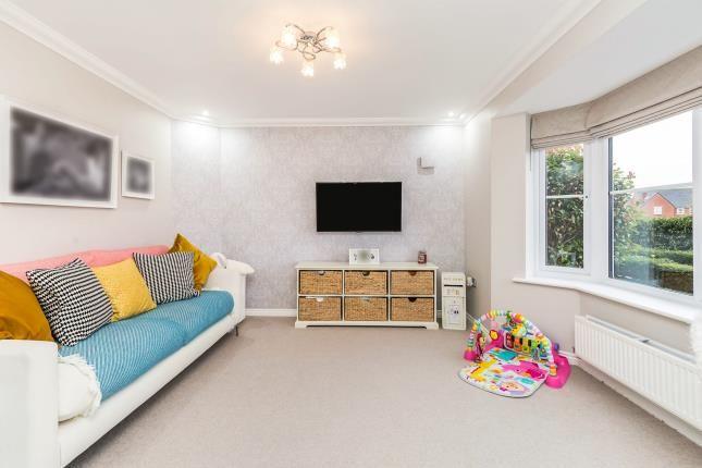 Sitting Room of Mortimer Place, Leyland, Lancashire PR25