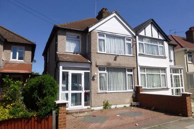 Thumbnail Semi-detached house for sale in Beresford Avenue, Hanwell, London