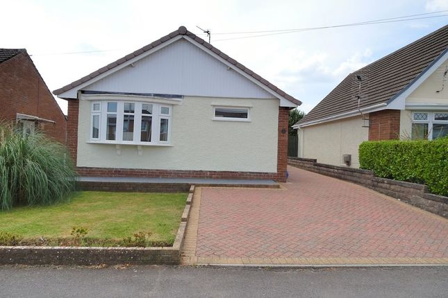 2 bed detached bungalow for sale in Hazelwell Road, Nottage, Porthcawl CF36
