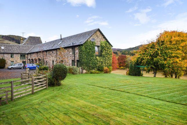 Thumbnail Barn conversion for sale in Keltneyburn, Aberfeldy