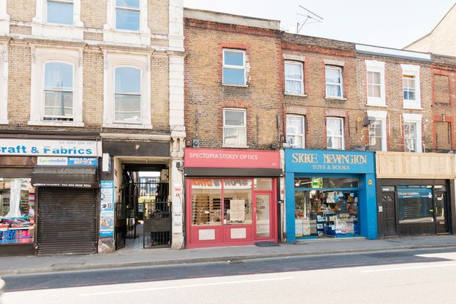 Thumbnail Industrial for sale in Stoke Newington High Street, London