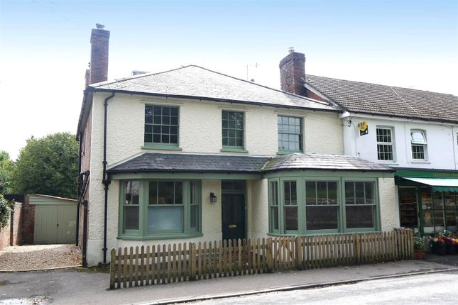Thumbnail Semi-detached house for sale in High Street, Leigh, Tonbridge