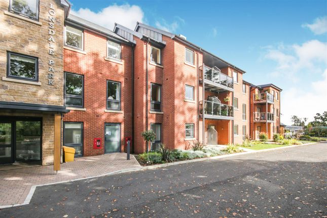 Thumbnail Flat for sale in Lonsdale Park, Barleythorpe Road, Oakham, Leicestershire