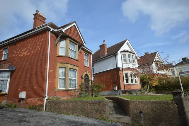 Thumbnail Terraced house to rent in Sherborne Road, Yeovil