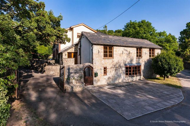 Thumbnail Detached house for sale in Llancarfan, Barry
