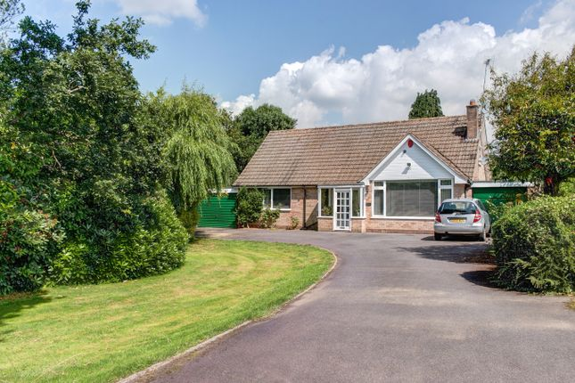 3 bed detached bungalow for sale in Salt Way, Astwood Bank, Redditch B96