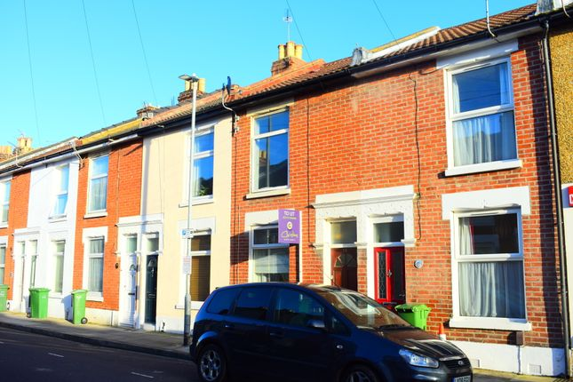 Thumbnail Terraced house to rent in Londesborough Road, Southsea, Portsmouth