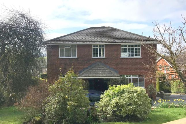 Thumbnail Detached house for sale in Back Drive, Skewen, Neath