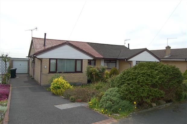 Thumbnail Bungalow to rent in Heversham Close, Lancaster