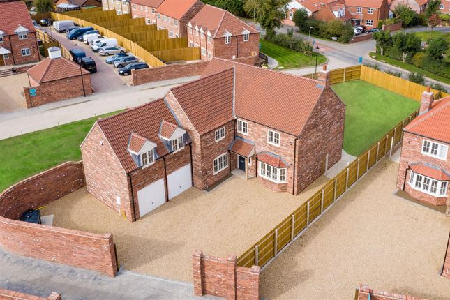 Thumbnail Detached house for sale in Middle Lane, Thorpe-On-The-Hill, Lincoln