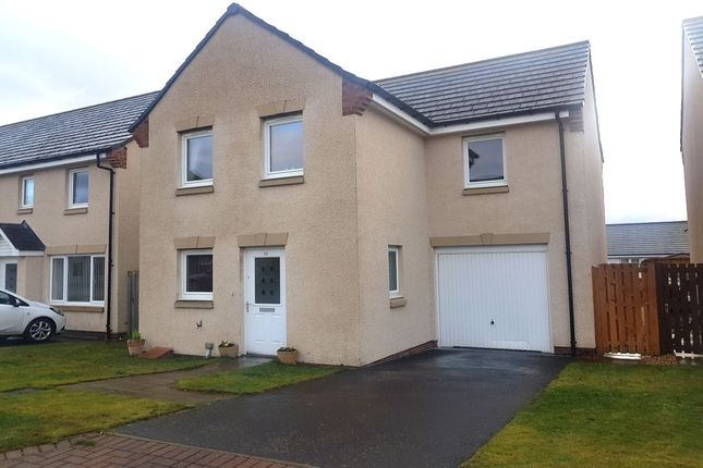 Thumbnail Detached house to rent in South Quarry Mews, Gorebridge