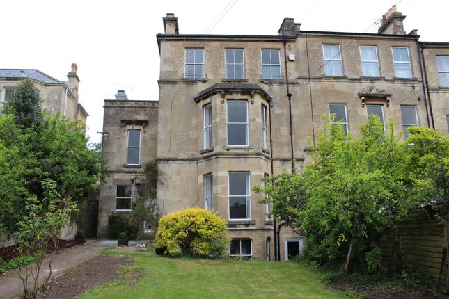 Semi-detached house to rent in Beaufort Villas, Bath