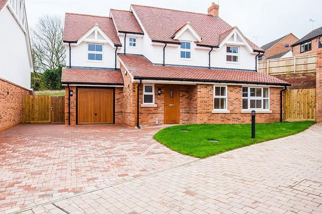 Thumbnail Detached house for sale in The Sidings Buckingham, Buckingham