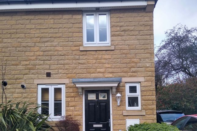 Thumbnail Semi-detached house for sale in Springfield Court, Liversedge