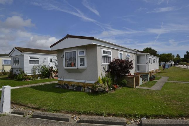 Thumbnail Detached bungalow for sale in Meadow View Park, St. Osyth Road, Little Clacton, Clacton-On-Sea