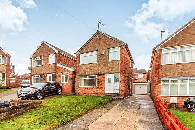 Thumbnail Detached house for sale in Leadbeater Road, Sheffield