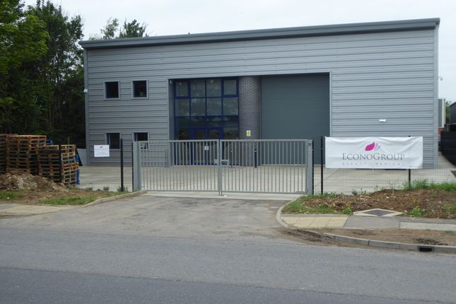 Thumbnail Industrial to let in Enterprise Way, Spalding