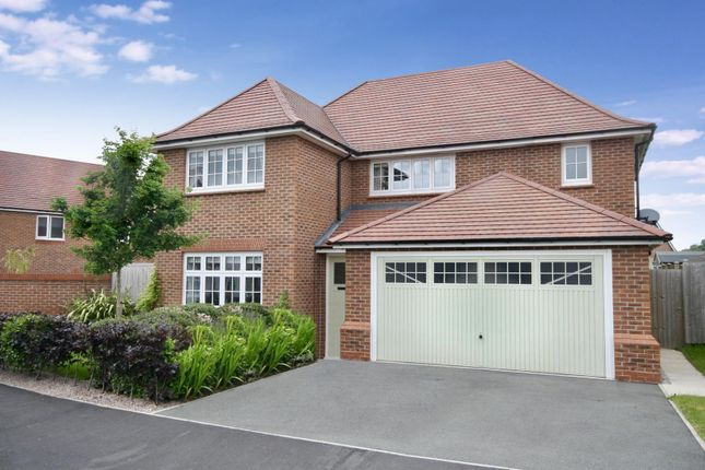 Thumbnail Detached house for sale in Oakland Way, Penymynydd, Chester