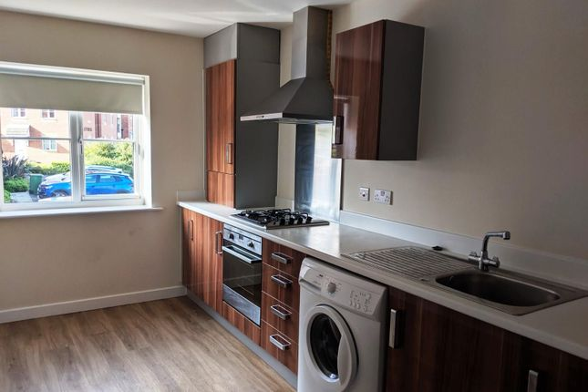 Thumbnail Duplex to rent in Hindley View, Rugeley