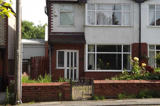 Thumbnail Semi-detached house for sale in Seymour Road, Bolton