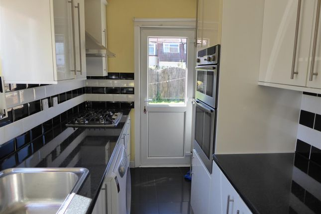Thumbnail Semi-detached house to rent in Church Stretton Road, Hounslow
