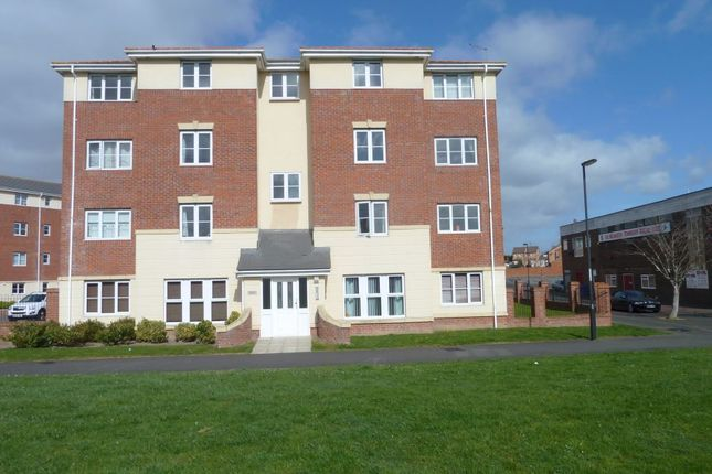 Thumbnail Flat to rent in Regency Apartments, Citadel East, Killingworth, Newcastle, Tyne And Wear
