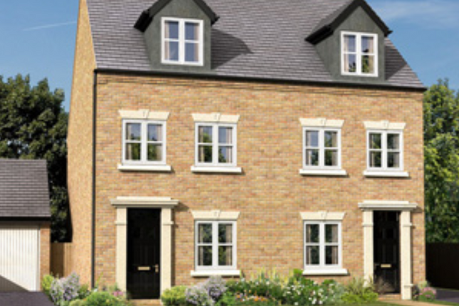 Thumbnail Town house for sale in Mill Pool Way, Sandbach, Cheshire