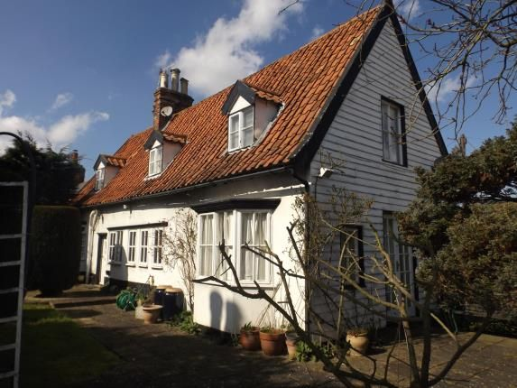 Thumbnail Detached house for sale in Wickham Market, Woodbridge, Suffolk