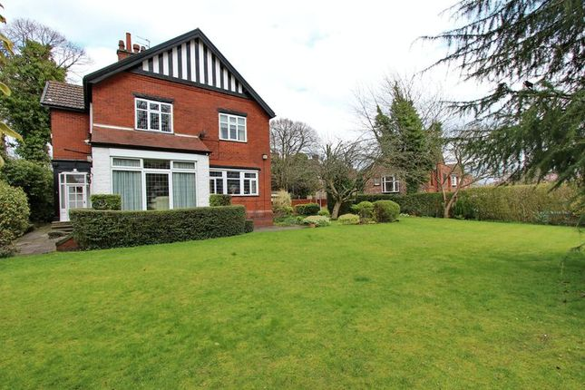Thumbnail Detached house for sale in Deyne Avenue, Prestwich, Manchester