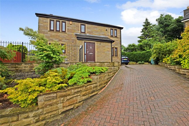 Thumbnail Detached house for sale in Springbank Avenue, Gildersome, Morley, Leeds