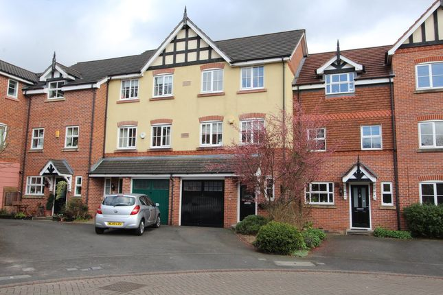 Thumbnail Town house for sale in Finsbury Way, Handforth, Wilmslow