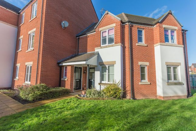 Thumbnail Flat to rent in Hume Street, Kidderminster