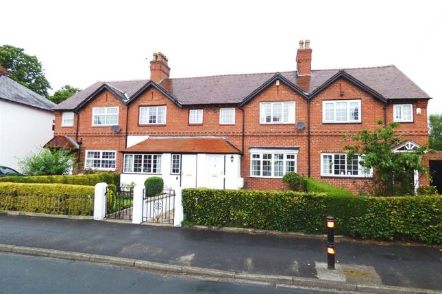 Thumbnail Terraced house to rent in Ridgeway Road, Timperley