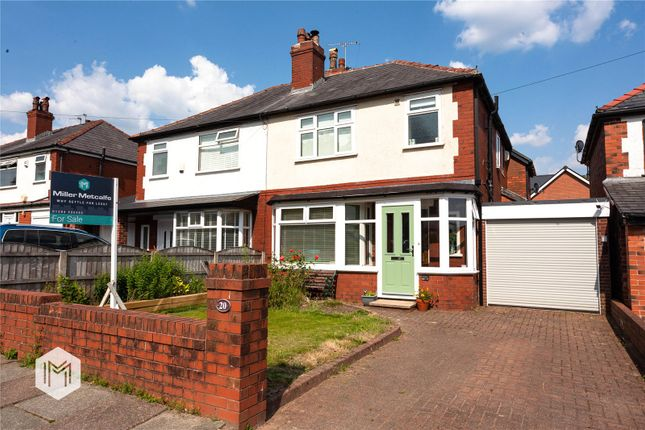 Thumbnail Semi-detached house for sale in Lingmoor Road, Bolton