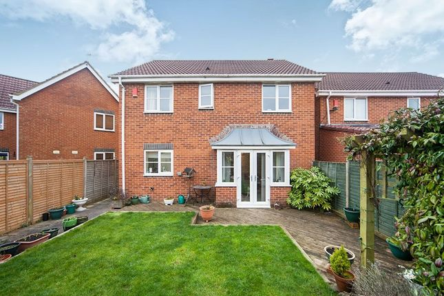 Thumbnail Detached house for sale in Conference Avenue, Portishead, Bristol