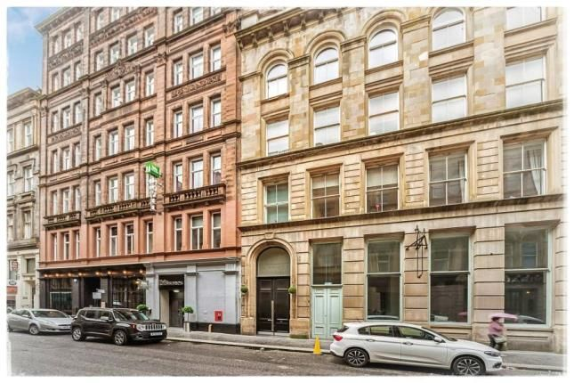 Thumbnail Flat for sale in Miller Street, Merchant City, Glasgow