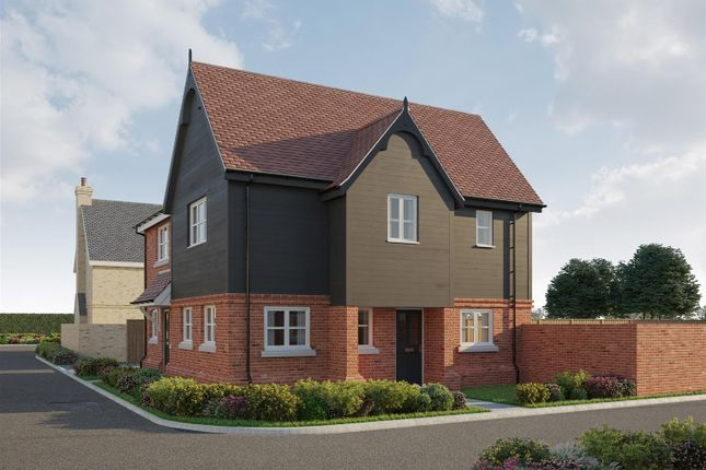 Thumbnail Semi-detached house for sale in The Campion, Plot 38, Latchingdon Park, Latchingdon, Essex