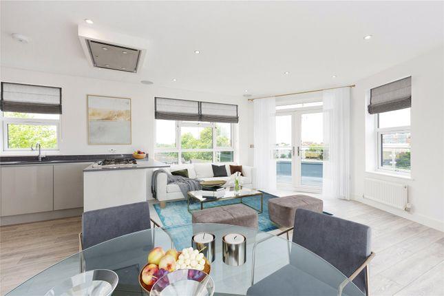 Thumbnail Flat for sale in Diwa Court, 5 Cookham Road, Maidenhead, Berkshire