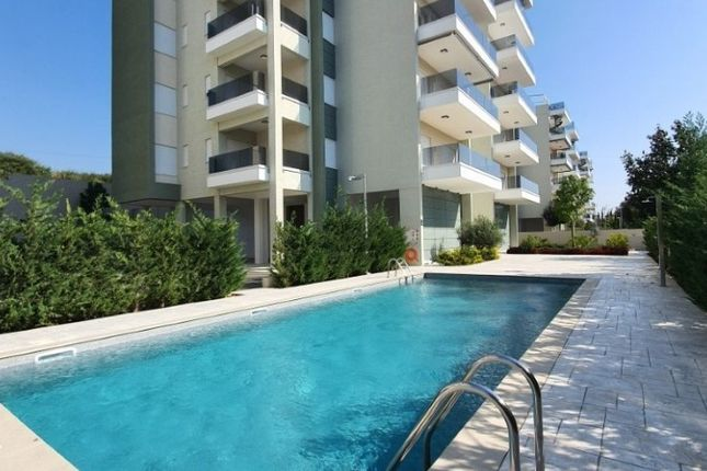 Thumbnail Apartment for sale in Three-Bedroom Apartment, Agios Tychon, Limassol, Cyprus