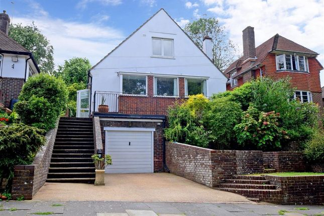 Thumbnail Detached house for sale in Old Court Close, Patcham, Brighton, East Sussex