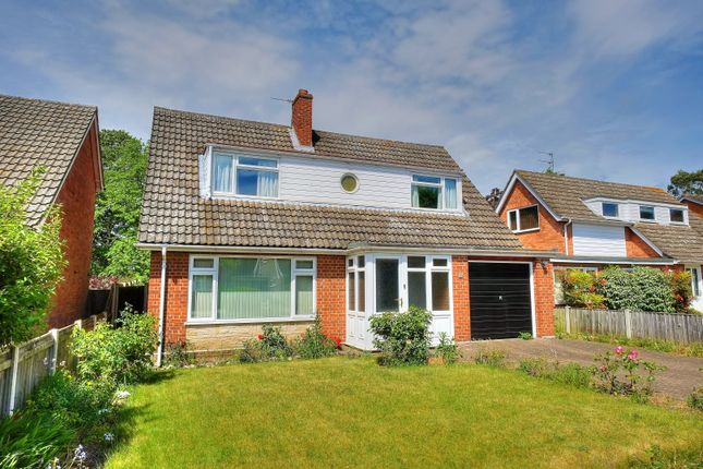 Thumbnail Detached house for sale in Higham Close, Norwich