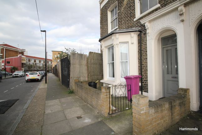 Thumbnail Terraced house to rent in Swaton Road, London