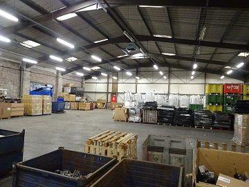 Thumbnail Warehouse to let in 2-3 Chosen Park, Baglan Energy Park, Neath