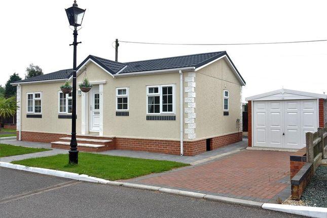 Thumbnail Detached bungalow for sale in Eastfield Park, Tuxford, Newark