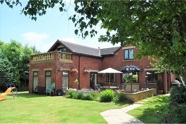Thumbnail Detached house for sale in 19 Hartford Drive, Bedlington
